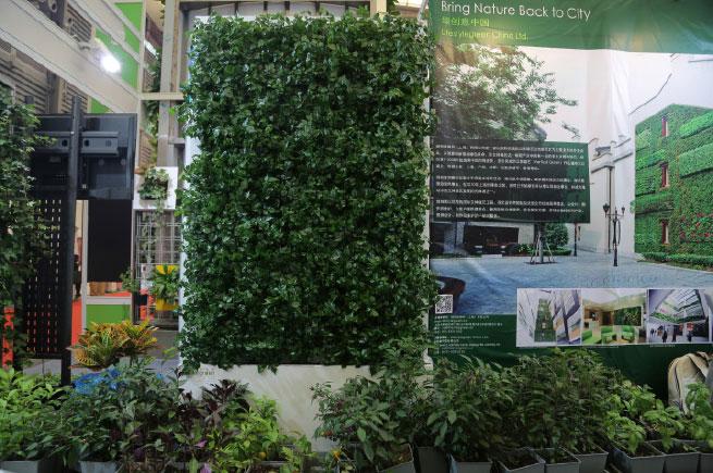 并不仅仅是立体绿艺墙的设计制作公司,而是从商业,品牌,消费角度出发
